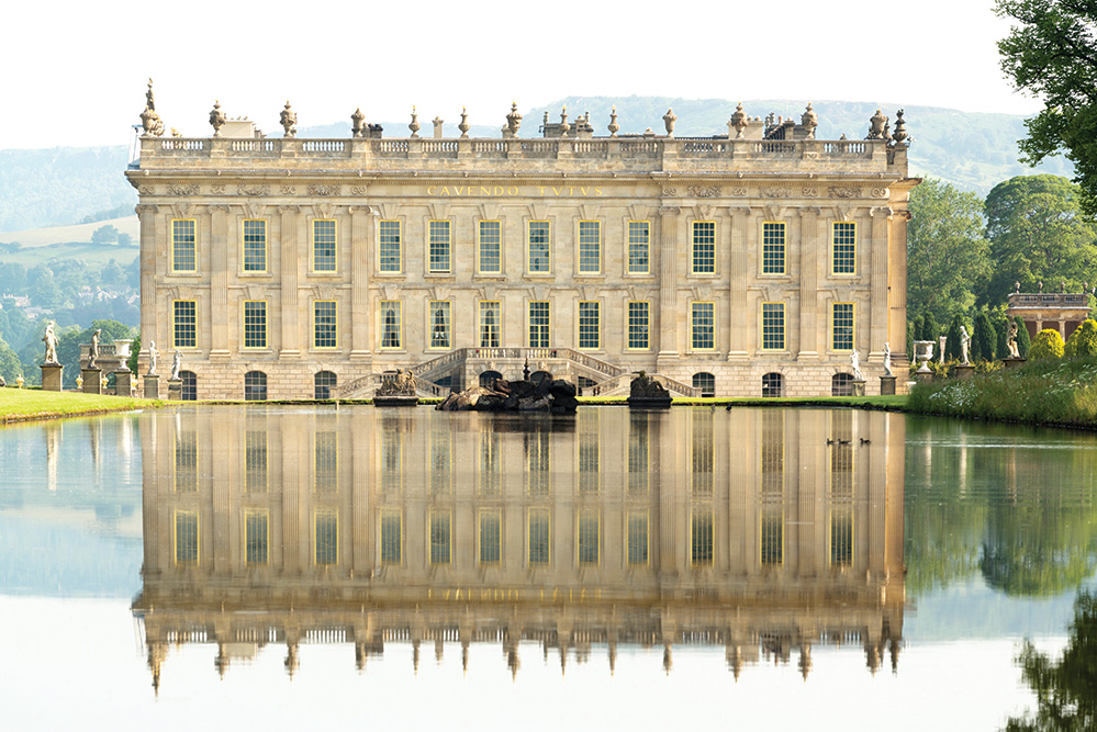 Hotels Close To Chatsworth House