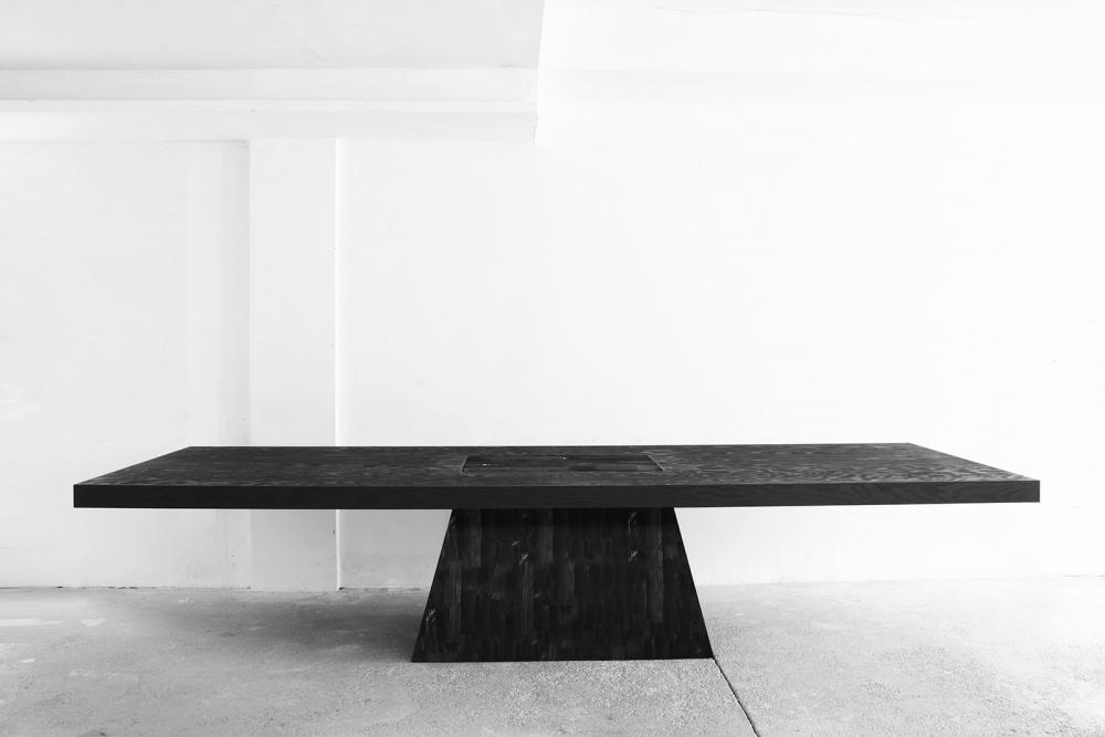 rick owens debuts furniture book at milan design week hashtag legend. Black Bedroom Furniture Sets. Home Design Ideas